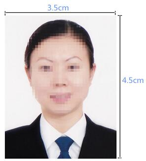 2019年加纳签证照片尺寸和要求